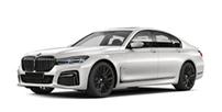 BMW 745Le Automatique - 5 places (Voiture Luxe)