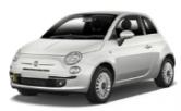 Fiat 500 Automatique ou similaire - 4 places