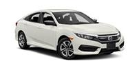 Honda Civic Automatique ou similaire - 5 places (H)