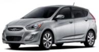 Hyundai i25 Automatique ou similaire - 5 places