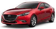 Mazda 3 Automatique ou similaire - 5 places