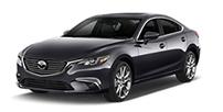 Mazda 6 Automatique ou similaire - 5 places (M)