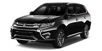 Mitsubishi Outlander Automatique ou similaire - SUV 7 places (V)