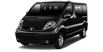 Renault Trafic Manuelle ou similaire - 9 places (Y)